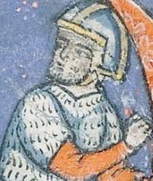 Nur ad-Din (died 1174) Emir of Damascus and Aleppo