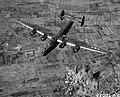 Nyíregyháza bombázása 1944-ben. Fortepan 15925.jpg
