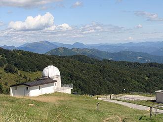 Matajur - Image: Observatoire du Matajur