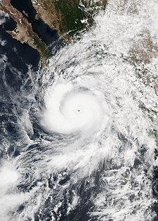 Hurricane Odile Category 4 Pacific hurricane in 2014