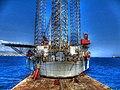 Oil Rig Ocean Spure - panoramio.jpg