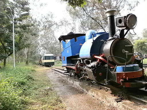 Old-Train-Engine