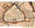 Old-map-of-ghent-gent-belgium-citadelle-de-gand-dumont-1729, detail 1.jpg