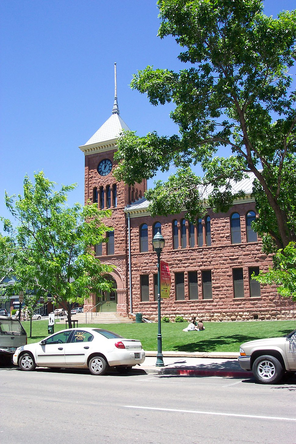 Old Coconino County Courthouse