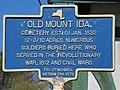 Old Mount Ida Cemetery Marker.jpg