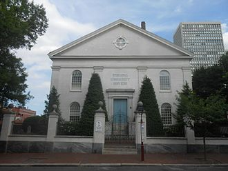 Evangelical Anglicanism - Old St. Paul's Church in Philadelphia (now Episcopal Community Services) was a prominent evangelical Episcopal church in the 19th century. Its ministers included Stephen Tyng.