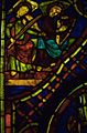 Old bowed string instrument and a harp in stained glass.jpg