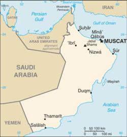 oman karta Oman – Wikipedia oman karta