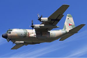 Oman Air Force C-130H Hercules Lofting.jpg