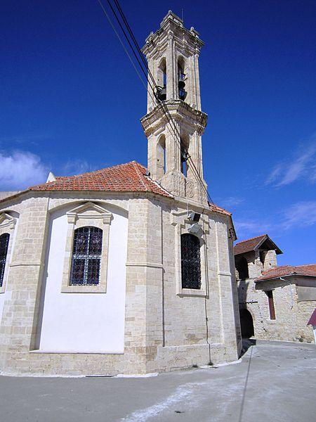 File:Omodos - monastry of the holy cross - church.JPG