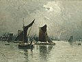 On the Thames (Met painting).jpg