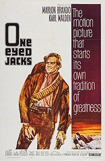 <i>One-Eyed Jacks</i> 1961 American Western film by Marlon Brando