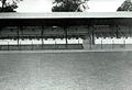 One of part of the covered siting area of Buzanszky stadium in the early 70's.jpg