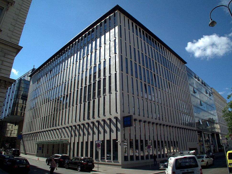Opec Gebäude Wien Helferstorferstraße 17