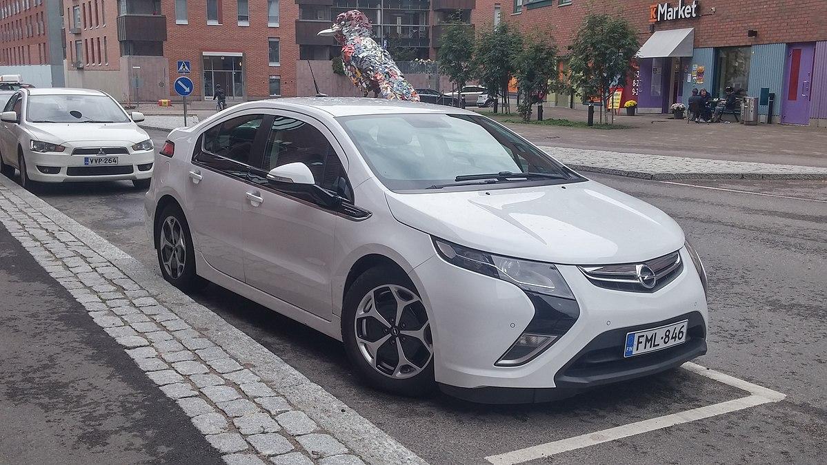 Px Opel Ampera