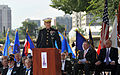 Opening ceremony of the Chicago Medal of Honor Convention 110907-N-BR775-004.jpg
