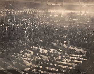 1904 Democratic National Convention - Opening session of the convention
