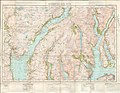 Ordnance Survey One-Inch Sheet 65 Dunoon & Loch Fyne, Published 1927.jpg