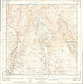 Ordnance Survey Sheet NY 40 Troutbeck, Published 1961.jpg