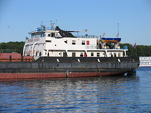 Orekhovo-Zuyevo on Khimki Reservoir 17-jun-2012 04.JPG