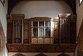 Organ loft, Our Lady & St Nicholas, Liverpool 2018.jpg