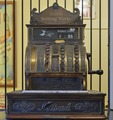 Original cash register at the Dublin Bottling Works and W.P. Kloster Museum in Dublin, Texas LCCN2015630808.tif