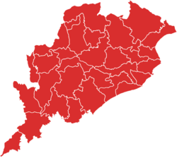 Orissa districts blank red.png