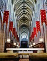 Orléans Cathédrale Sainte-Croix Innen Langhaus West 1.jpg