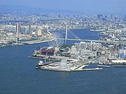 大阪港(築港)