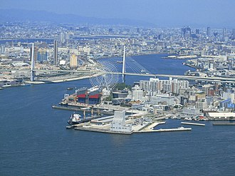 Osaka Bay - Port of Osaka