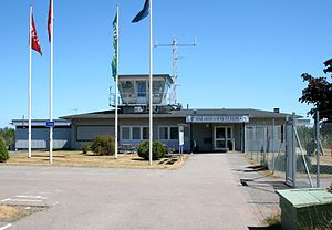Flight information service - Oskarshamn AFIS Sweden