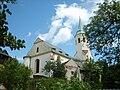 Ostrov nad Ohří, kostel na náměstí.JPG
