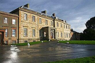 Auchincruive - Auchincruive House, now known as Oswald Hall