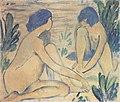 Otto Mueller - Blaue Badende - ca1912.jpeg