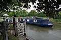 Out of the lock - geograph.org.uk - 1431005.jpg