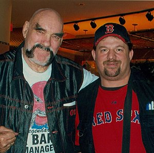Ox Baker - Baker with a fan