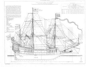 Couronne линейный корабль 1636 Википедия