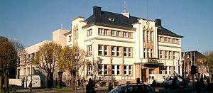 Pétange - The town hall