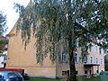 Põhja-Tallinna elamu, Aru 11 ehk Auna 7, Auna tänava suunalt.JPG