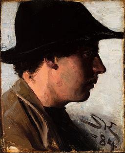 P.S. Krøyer - Oscar Björck - Google Art Project