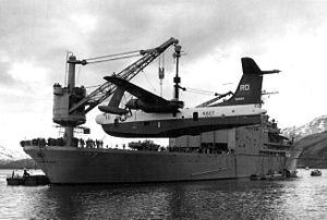 P5M-2 hoisted aboard USS Currituck (AV-7) Kodiak 1962.jpeg