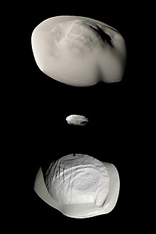 Moons of Saturn - Wikipedia