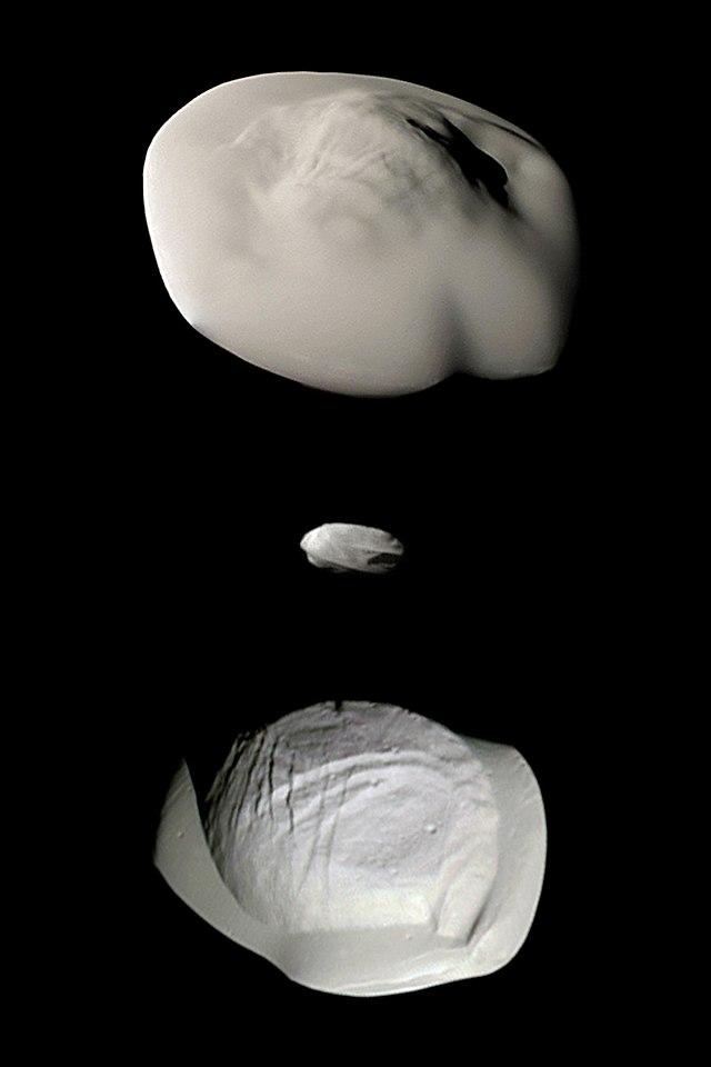 Sateliții naturali ai lui Saturn - Wikiwand