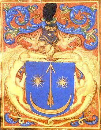 Sas coat of arms - Image: POL COA Sas