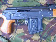 PSL Rifle Detail