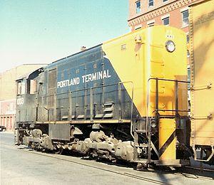 Portland Terminal Company - Image: PTM1003