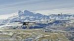 PZL Wilga tows a glider near Elbrus.jpg