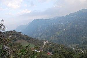 Sierra Norte de Puebla - Pahuatlán Valley