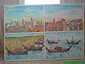 Paintings on Kuakata Bangladesh 2.jpg