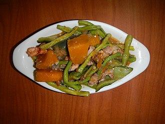 Filipino cuisine - Pinakbet